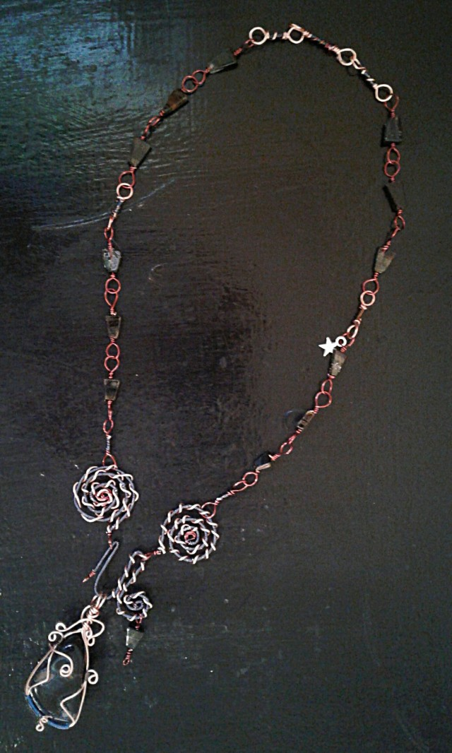 Sigil Necklace with pendant