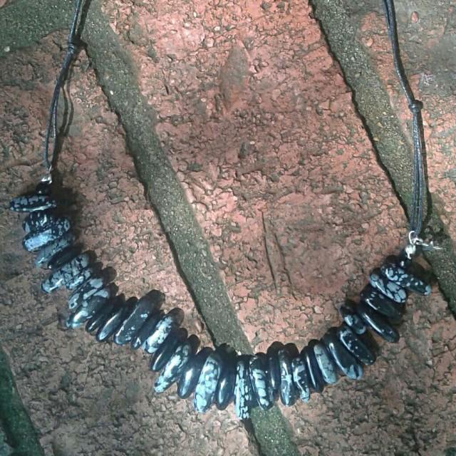 Hoarfrost Necklace
