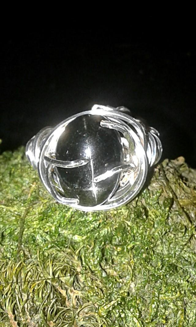 Algol ring close-up